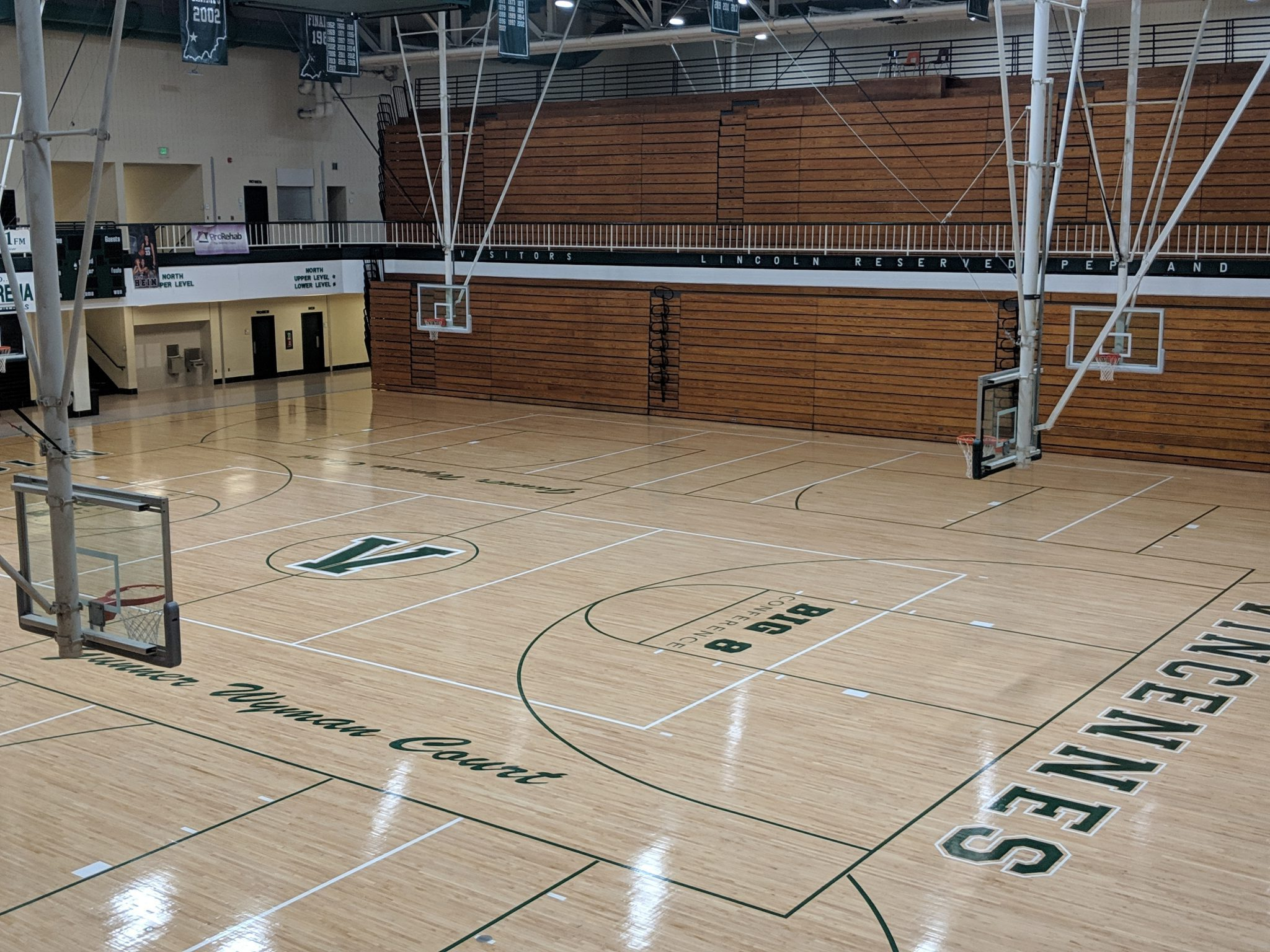 Vincennes Rivet senior Grace Waggoner will play basketball ... |Vincennes Basketball